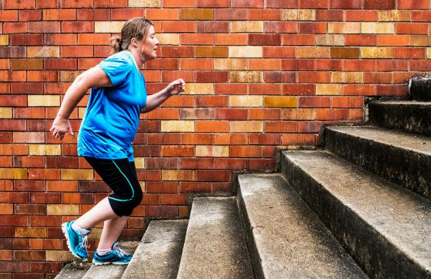 Hill sprints, and even stairs, should be part of your training