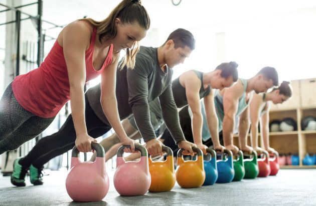 Strength training is an integral part of preparing for a