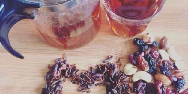 Coffee And Tea Have Merged To Create A Lovely Liquid