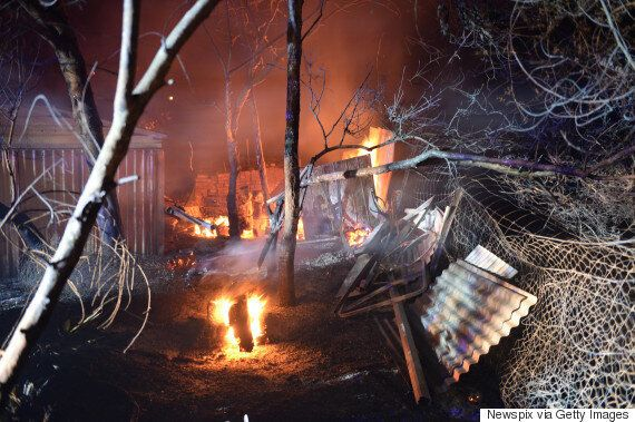 Firefighter Fatigue: Summer's Over But The Bushfire Season