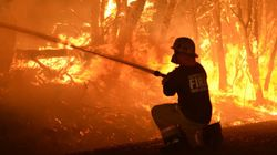 Firefighter Fatigue, Global Warming And A Long, Dangerous