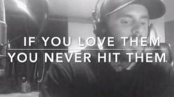360 Calls Out Family Violence In 'If You Love Them, You Never Hit