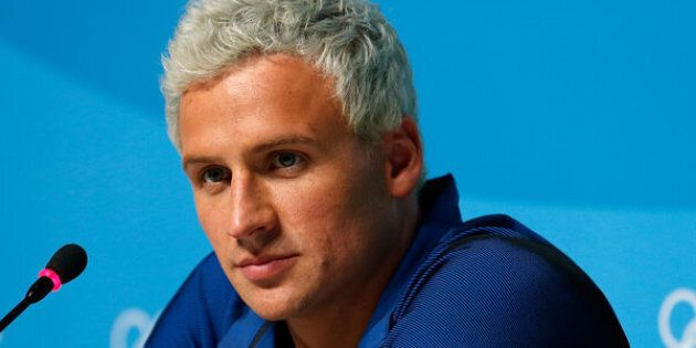 Olympic swimmer Ryan Lochte was one of four U.S. athletes held up by robbers posing as police officers in Rio de Janeiro, the U.S. Olympic Committee confirmed.