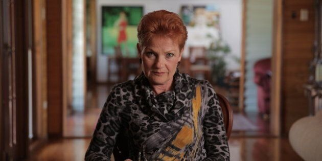 Vax Populi: Pauline Hanson Says She'd Think Twice About Vaccinating