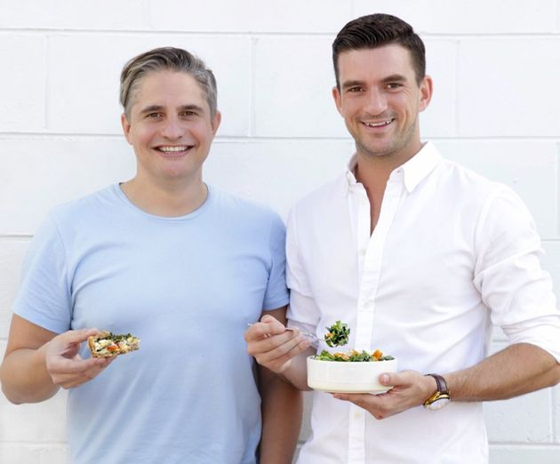 Will and Steve, also known as The Gourmet