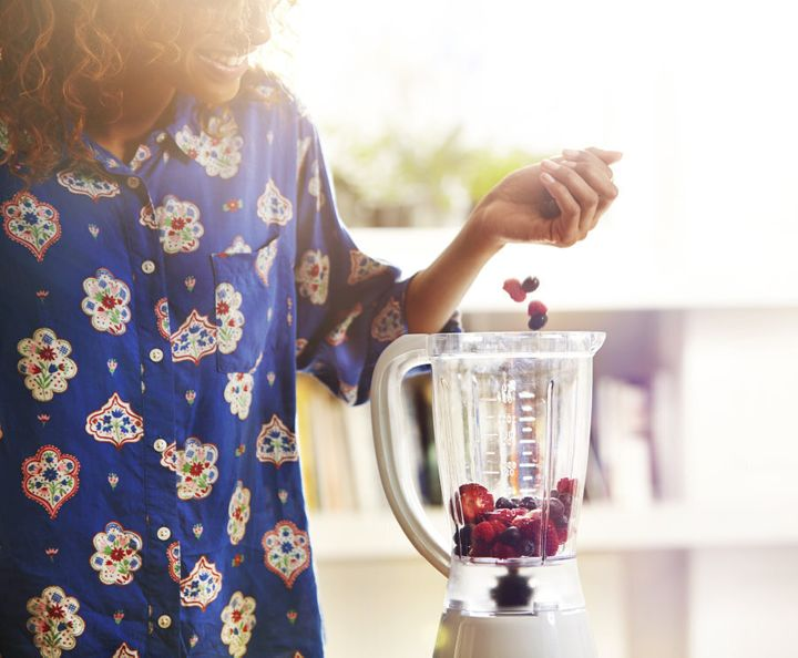 If you love smoothies, a second hand blender will do the trick.