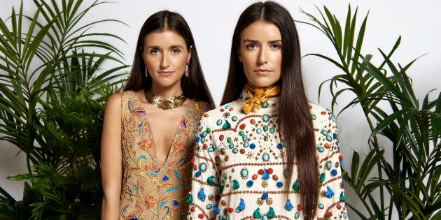 Jess and Stef from the fashion blog How Two Live curated their favourites pieces into a styled