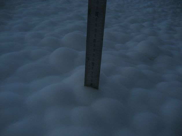 Yep, that's 15cm, all