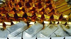 The Gift That Keeps On Glistening: You Can Buy Solid Gold Bars For