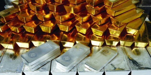 Unusual Christmas Gift Idea: Buy Solid Gold Bars And Bullions From $50 At Perth