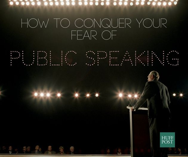 How To Overcome Your Fear Of Public