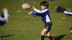An Occupational Therapist And A Rugby Player Combine To Make A Difference In Kids'