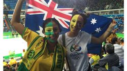 I Came To Rio Because I Love Sport, And I Was Not