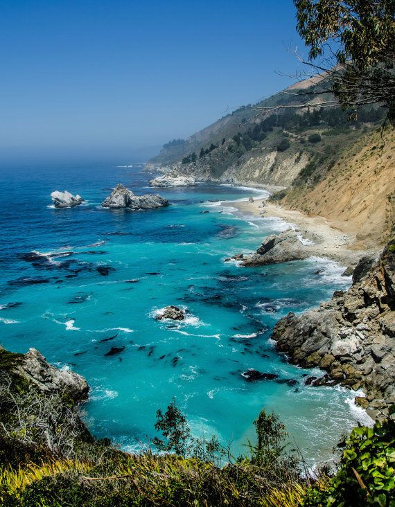 The Hottest Travel Destinations Set For 2016 Including Monterey,