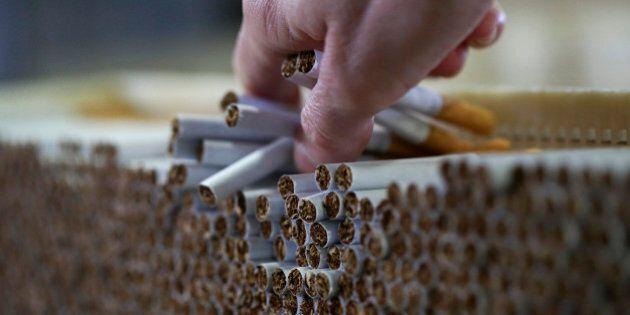 Tobacco Tax Promise, Labor Seeks Revenue Kick From Slugging