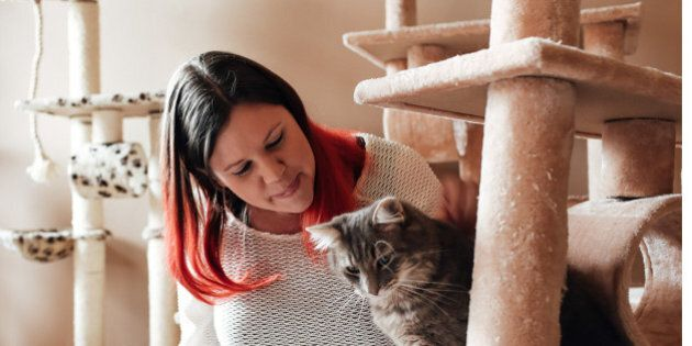 How A Melbourne Entrepreneur Created Heaven For Cat Lovers Despite Her