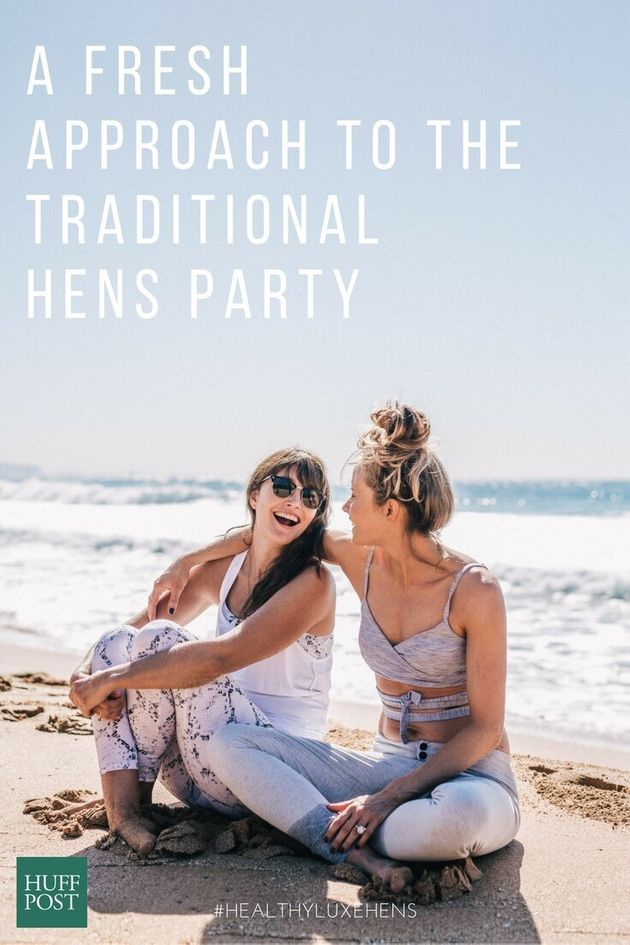 Healthy Hens Parties: A Tasteful, Memorable Day? Right This