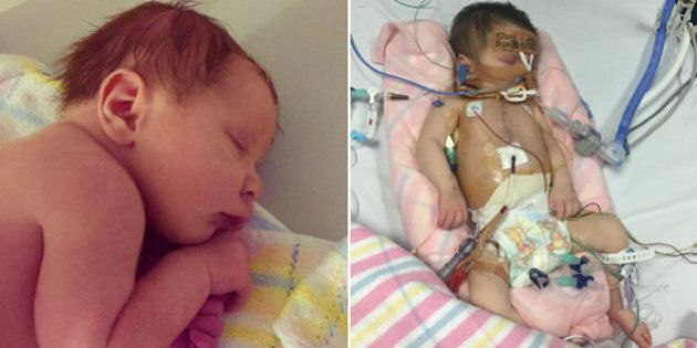 #GoPoppyJade: The Beautiful Social Media Tribute To A Baby Girl With Holes In Her