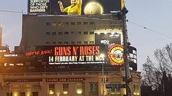 Confirmed: Guns N' Roses Are Bringing Their Tour Down