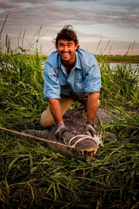 Outback Wrangler Matt Wright On The Top End, Filming With National Geographic And Why He Won't Eat Croc