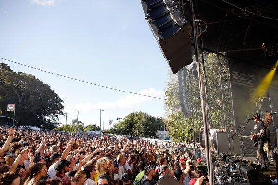 Sydney Laneway Festival Review: At The Top Of Its