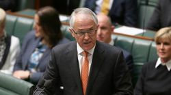 'We Will See Off These Thugs And Tyrants': Turnbull Stares Down 'Weak'