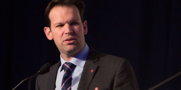Matt Canavan was thoroughly rinsed online after a few