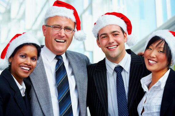 Your 2015 Office Christmas Party Etiquette