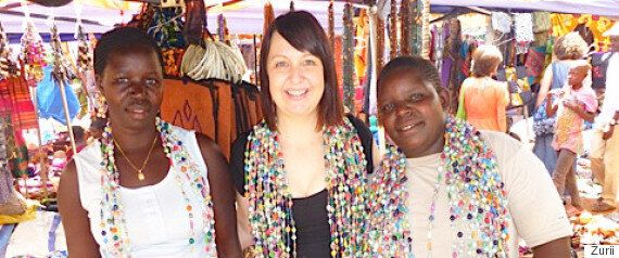This Ethical Jewellery Small Business Is Radically Changing The Lives of Ugandan