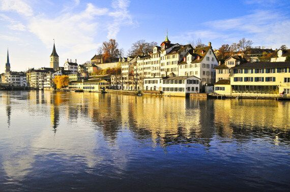 Switzerland Travel Guide: What To See, Eat And Do In