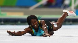 Shaunae Miller's Amazing Dive To Win Olympic Gold For The