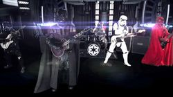 This Heavy Metal Tribute To Star Wars Is MOST Impressive (And Fully