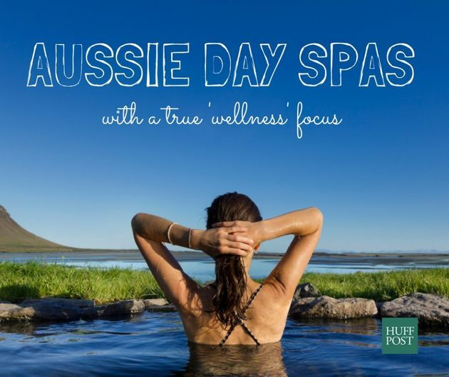 Day Spas Around Australia With A True Wellness