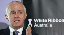 Turnbull: Australia Must 'Break The Cycle' Of Domestic