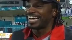 'Don't Blush, Tom': Chris Gayle Clearly Has No Regrets Over The Mel McLaughlin