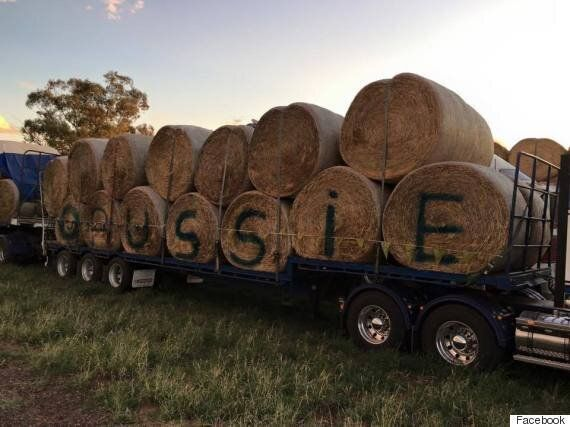 Meet The Bloke With A Truck Helping Thousands Of Drought-Stricken