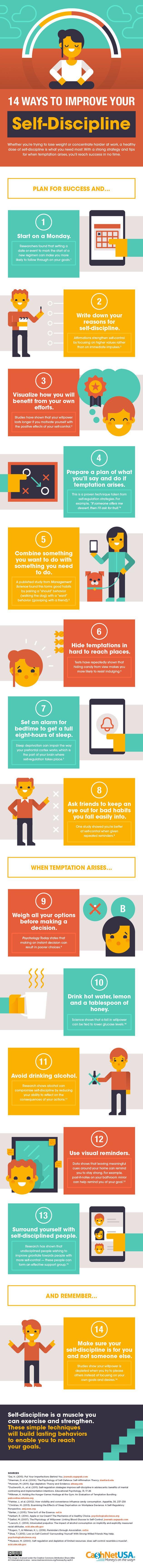 14 Ways To Help Improve Your