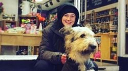 This Homeless Woman And Her Dog Saved Store Thousands By Bravely Tackling A