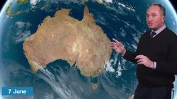 Barnaby Joyce Steps Out Of Parliament And Into A Weather Studio, And He's Pretty