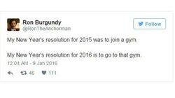 The State Of Your New Year's Resolution In 20 Hilarious