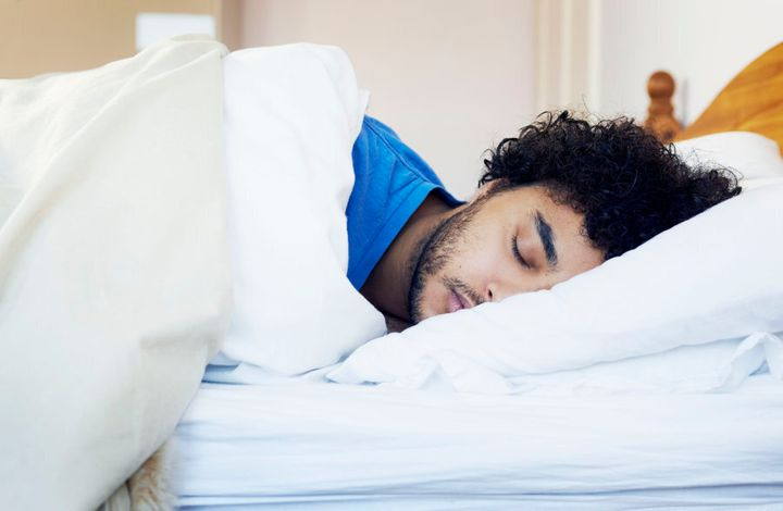 """""""Insomnia is distressing and individuals often compensate for their poor quality sleep by spending too much time in bed 'trying to sleep' which potentially increases the fear of not being able to sleep."""""""