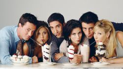 Rejoice, A 'Friends' Reunion Is Really