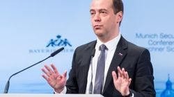 Russian PM Blames West For Causing 'New Cold