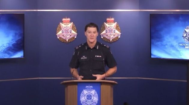 Deputy Commissioner Shane Patton has said the investigations are very much still