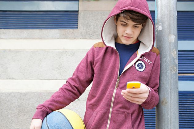 Social media use can be a bone of contention between teens and