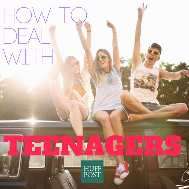 Tips For Dealing With The Teenager In Your