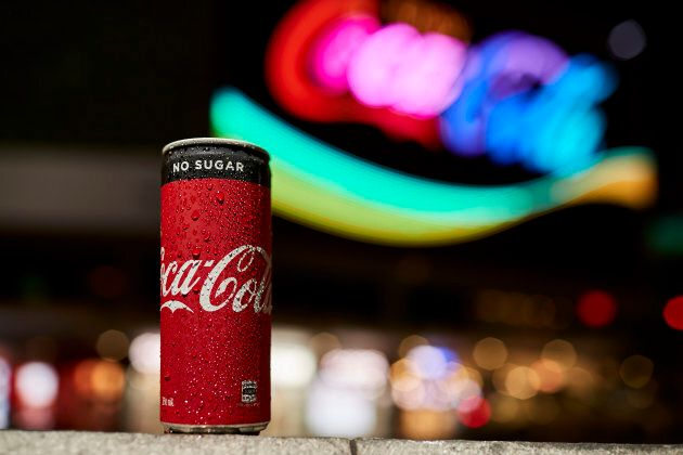 Coca Cola Creates Coke With No Sugar To Replace Coke With Zero
