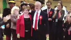 Jeremy Corbyn Just Gave The Worst High-Five Of All
