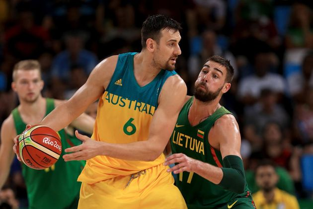 Bogut was totally in