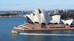 A Police Operation Took Place At Sydney Opera House With Reports Of